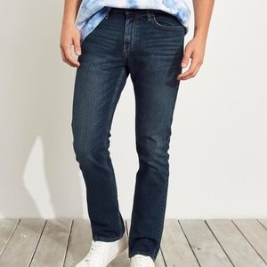 Hollister Epic Flex Slim Straight Jeans